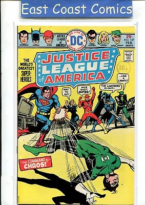Justice League Of America #127 - Very Fine Minus  - Dc