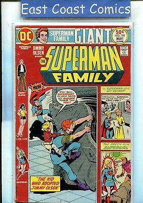 Superman Family #170 - Very Fine Minus - Dc