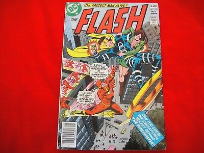 The Flash #261 ~ May 1978 ~ Dc Comics ~Ringmaster + Golden Glider Appearance~Pt1