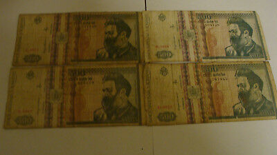 500 lei Banca Nationala a Romania ( Romania) 1992