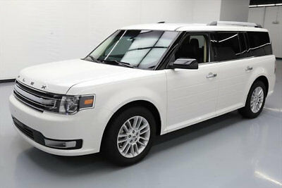 2015 Ford Flex  2015 FORD FLEX SEL 7-PASS LEATHER NAV REARVIEW CAM 22K #A14574 Texas Direct Auto