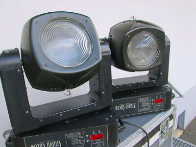 High End System, HES, Studio Color 575, Washlight, Moving Light, Moving Head