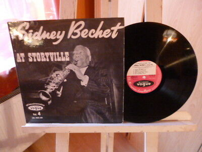 Sidney Bechet - at Storyville - Vol. 4 -  Vogue Records