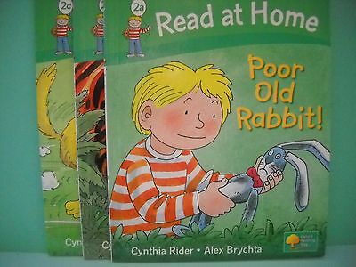 Oxford Reading Tree Read at Home - Books 2a, 2b, and 2c