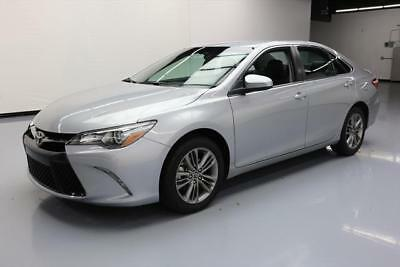 2016 Toyota Camry  2016 TOYOTA CAMRY SE SEDAN AUTO REAR CAM BLUETOOTH 43K #160498 Texas Direct Auto