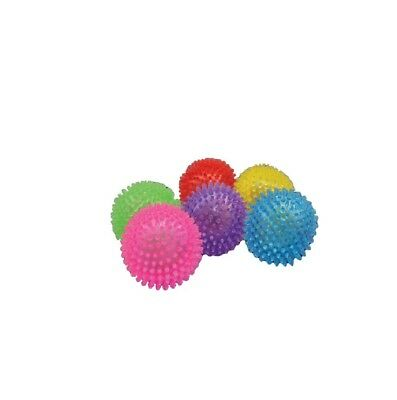 BOUNCY BALLS Blinks Laughs & Floats bounce ball for Dog Toy - 3.3inch - Each