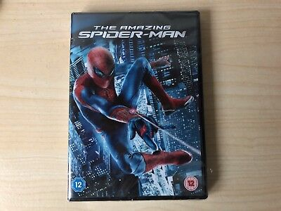 The Amazing Spider-Man [DVD] [2012] Brand New and Sealed