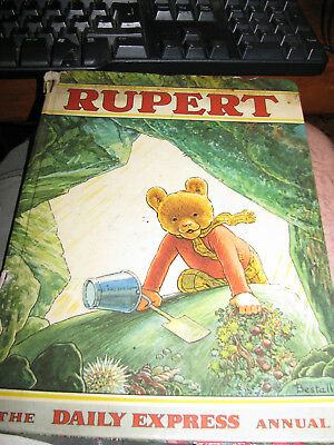 Rupert - The Daily Express Annual - 1971