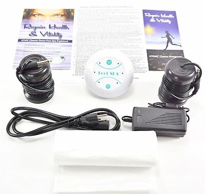 Ionic detox Foot Bath Spa Chi Cleanse Unit for Home Use. Best Home Foot Spa.