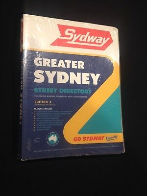 Sydway Edition 3 (Melways for Sydney)