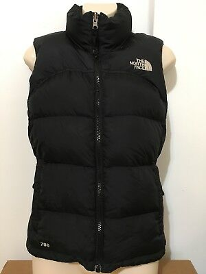 The North Face Down Vest Womens XSmall 700 Fill  Warm Puffer