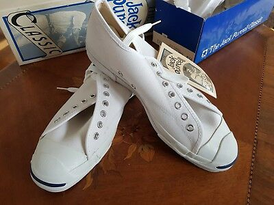 Converse Jack Purcell VTG OB Mint condition MADE IN USA