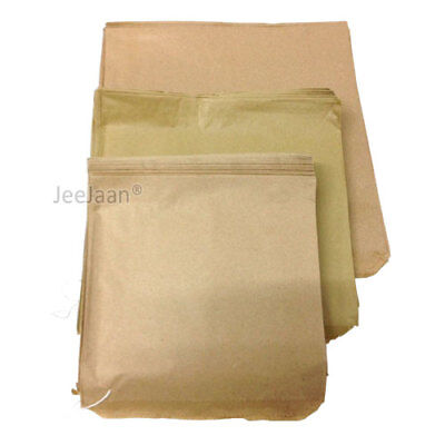 Brown Kraft Strung Paper Bags Food Sandwich Grocery Bag