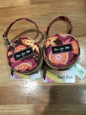 Ju Ju Be Paci Pod in Sangria Sunset.  Price is for 1 Paci Pod