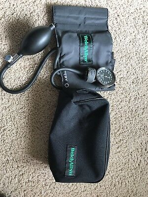 Welch Allyn Sphygmomanometer Blood Pressure Cuff, adult, with carrying case