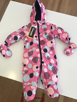 BNWT baby snow suit 6-12 Months