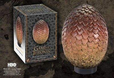 Game of Thrones - Oeuf de Drogon - Noble Collection
