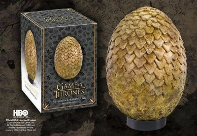 Game of Thrones - Oeuf de Viserion - Noble Collection
