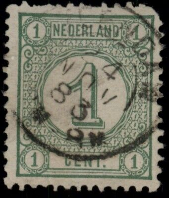 1876 NETHERLANDS SC#35c USED CV$ *FREE SHIPPING*