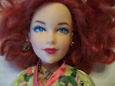 Brenda Starr Doll with Kimono Outfit