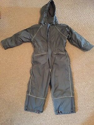 Kids All In Once Ski Suit Sz 6