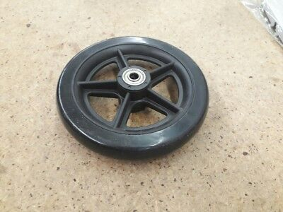 "Wheelchair Castor Wheel & Bearing, 6"" x 1"", FREE FREIGHT"