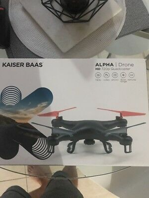 Kaiser Bass Alpha Drone Used