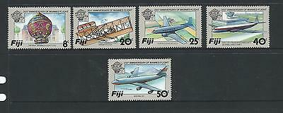 1983 200 Years of Manned Flight set of 5 complete MUH/MNH as issued