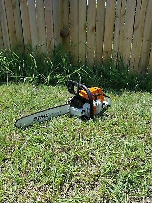 Stihl Ms260C Professional Chainsaw In Great Condition And Runs Excellent