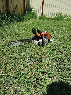 Stihl 026 / Ms260 Professional Chainsaw In Great Condition And Runs Excellent