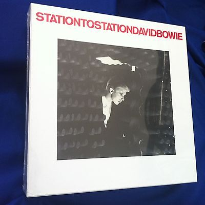 David Bowie - Station To Station Vinyl Lp Box Set - New & Sealed - Ltd Edition