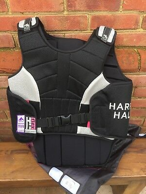 Harry Hall Ladies Hi-Flex Horse Riding Body Protector Level 3 xl