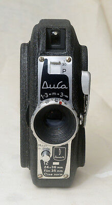 1940's Durst Duca 35mm Camera. Made in Italy