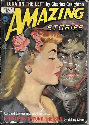 vintage Amazing Stories booklet No 23 from 1947