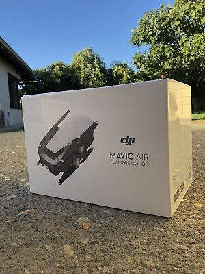 *Fly More Combo* DJI Mavic AIR Quadcopter (Arctic White) AU