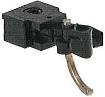 Microtrains - Bulk Pack 10 Pair Black Body Mounted Couplers