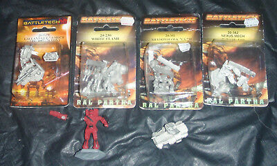 Battletech Comstar/ Word of Blake Six - 5 mechs & 1 Tank