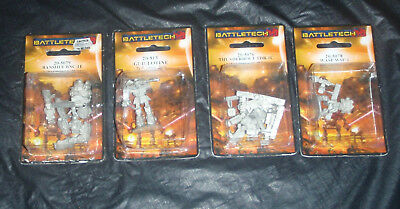 Battletech Terran Hegemony / Star League Heavy Lance NIB