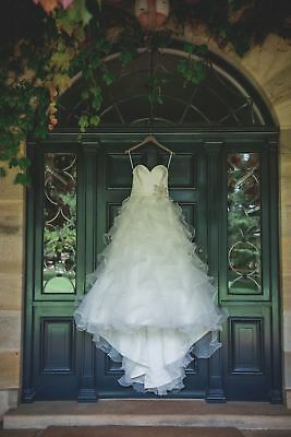 Allure bridal gown size 10