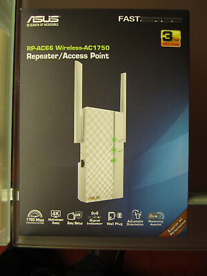 ASUS RP-AC66 Wireless-AC1750 Repeater / Access Point