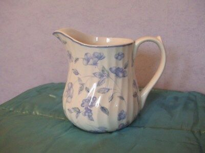 BHS Blue Bristol 2 Pint Jug in Very Good Condition