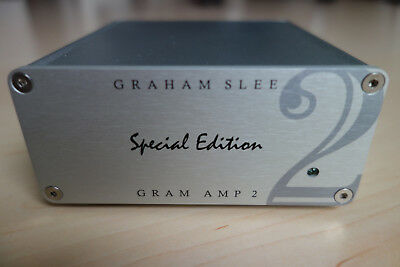 Graham Slee Gram Amp 2 Special Edition Phono-Pre Made in England