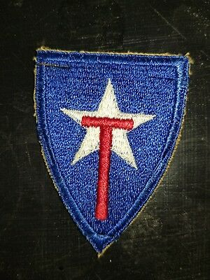 WWII US Army Texas State Guard Defense Force  Patch