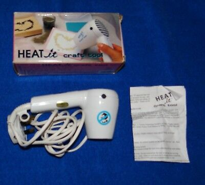 """Heat it"" craft or model making Heat tool"