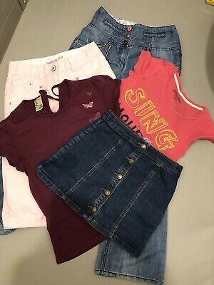 Girl's HOLIDAY outfits Bundle Next Johnny B Animal Aged 10-11