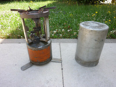 M 1941 Military Fuel Stove Coleman 520 US Army WW2 Stove Benzinkocher Multicam