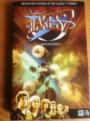 "Blake's 7 - ""anthology"" - Big Finish Novel 3 - Hardback"