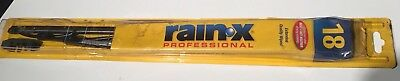 Rain X Rainx Metal and Rubber Wiper Blade 18'' Size Conventional Type RX30118