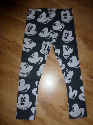 Next Leggings Hose Mickey Mouse  Gr. 6 116