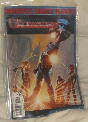 MARVEL MUST HAVES THE ULTIMATES Featuring Issues 1-3 Marvel Comics 2004